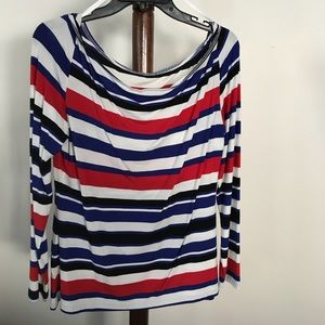 cartise Tops - Cartise long sleeve cotton pullover size large